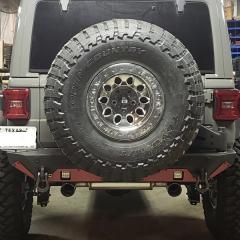 2018 To Presnt Jeep JL Spare Tire Carrier